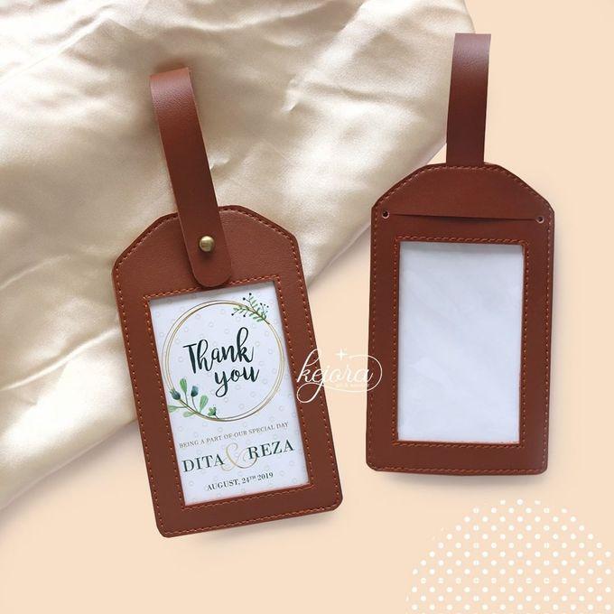 LUGGAGE TAG by Kejora Gift & Souvenir - 001