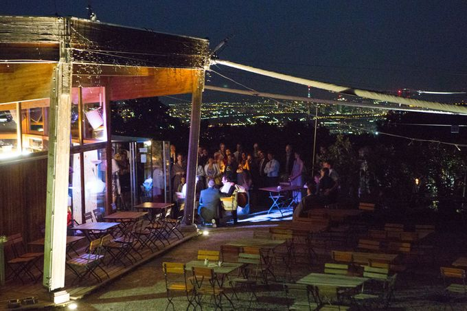 Wedding on the Top of Vienna by Michele Agostinis Photographer - 009