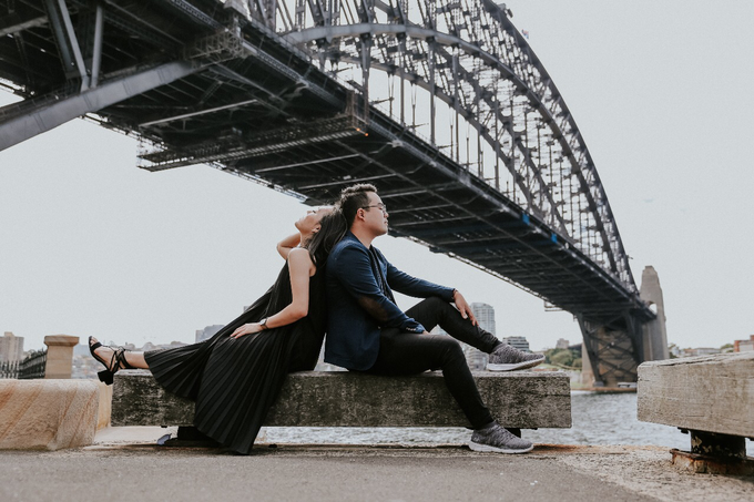 Couple session of A+F at Sydney by Lumilo Photography - 002