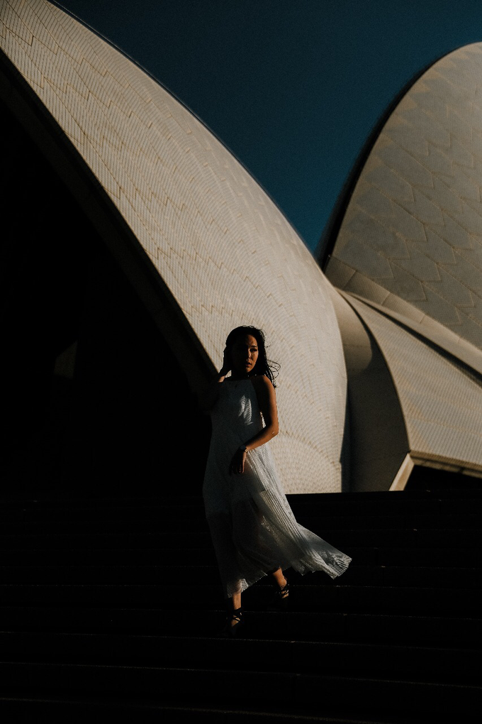 Couple session of A+F at Sydney by Lumilo Photography - 005