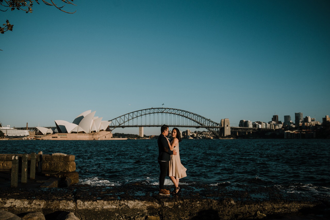 Couple session of A+F at Sydney by Lumilo Photography - 001