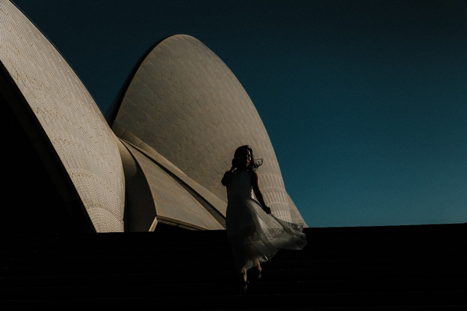 Couple session of A+F at Sydney by Lumilo Photography - 004