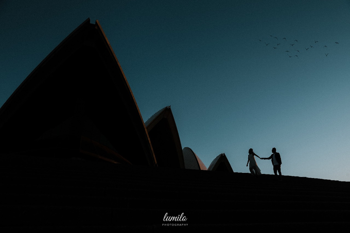 Couple session of A+F at Sydney by Lumilo Photography - 007