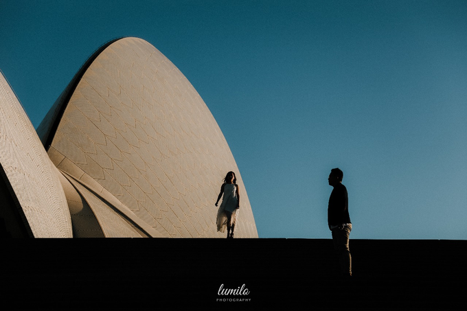 Couple session of A+F at Sydney by Lumilo Photography - 009