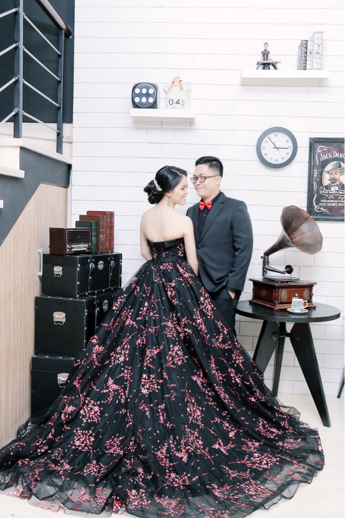 Prewed / Evening Gown for rent by Luminous Bridal Boutique ...