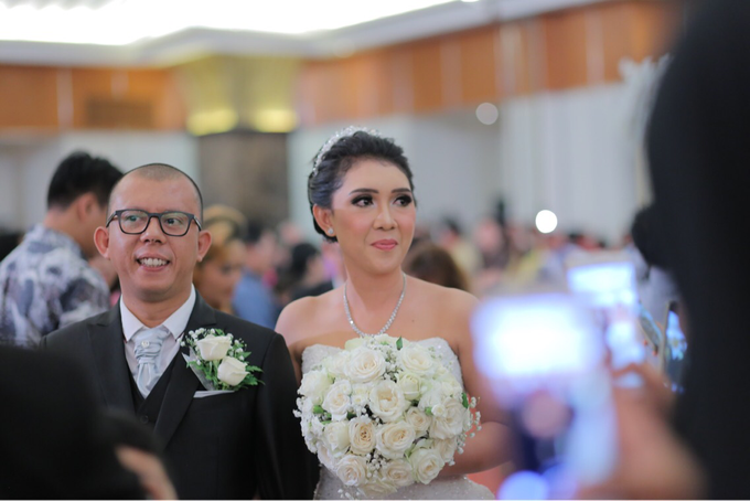 Wedding Day Darman and Sandredee by Thepotomoto Photography - 014