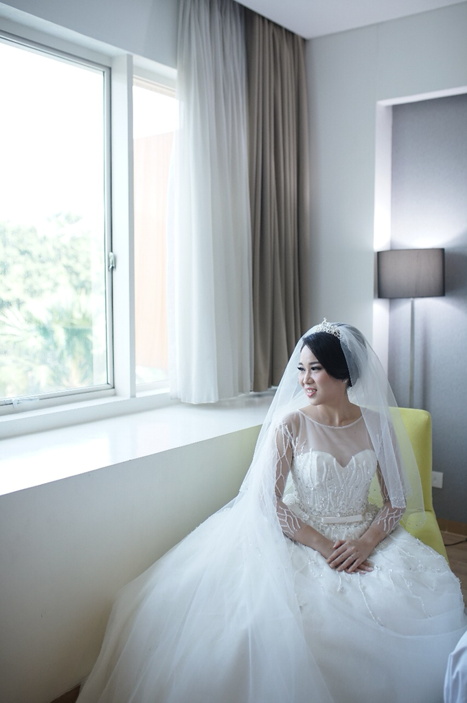Wedding Day Bernard and Lusiana by Imperial Photography - 002