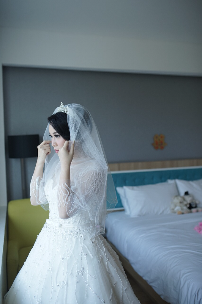 Wedding Day Bernard and Lusiana by Imperial Photography - 003