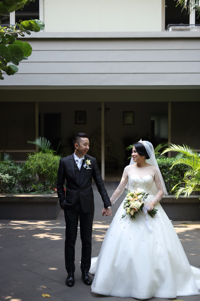Wedding Day Bernard and Lusiana by Imperial Photography - 005