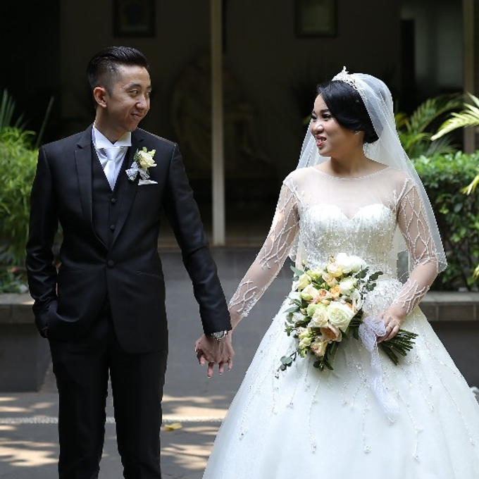 Wedding Day Bernard and Lusiana by Imperial Photography - 006