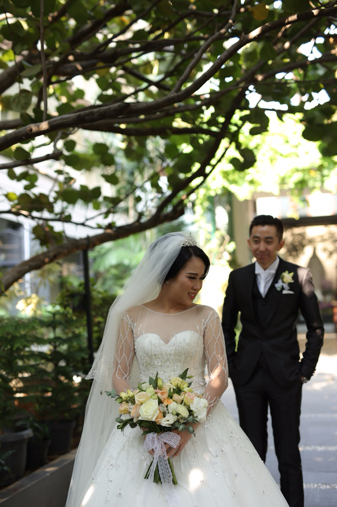 Wedding Day Bernard and Lusiana by Imperial Photography - 007