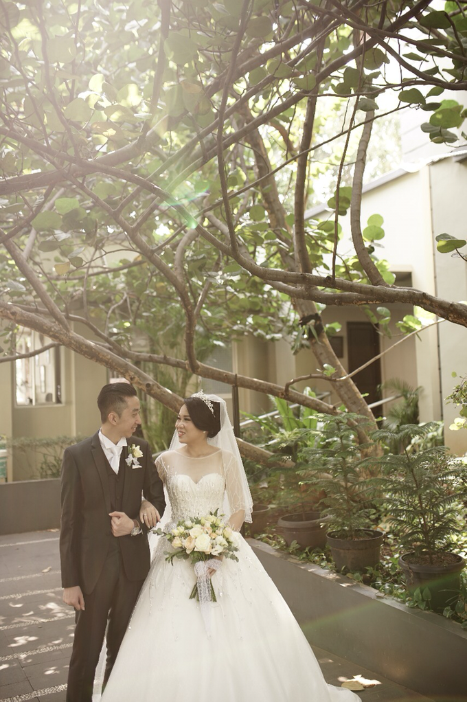 Wedding Day Bernard and Lusiana by Imperial Photography - 008