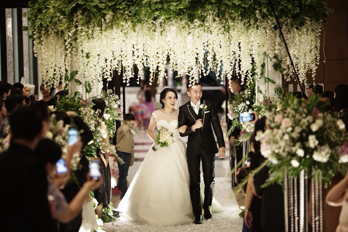 Wedding Day Bernard and Lusiana by Imperial Photography - 010