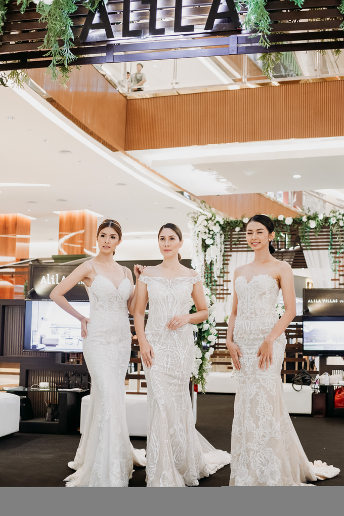 Fashion Trunk Show. Alila Wedding Show by Luminous Bridal Boutique - 005