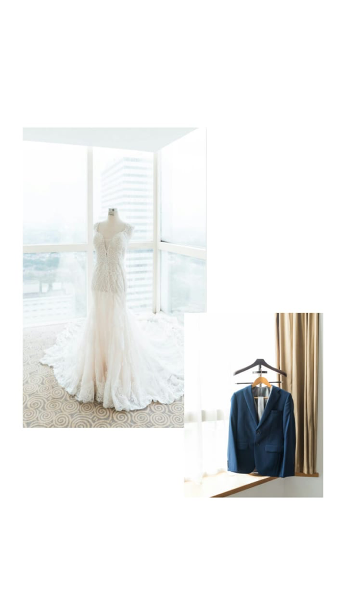 Wedding Stephanie and Sastra by Luminous Bridal Boutique - 022