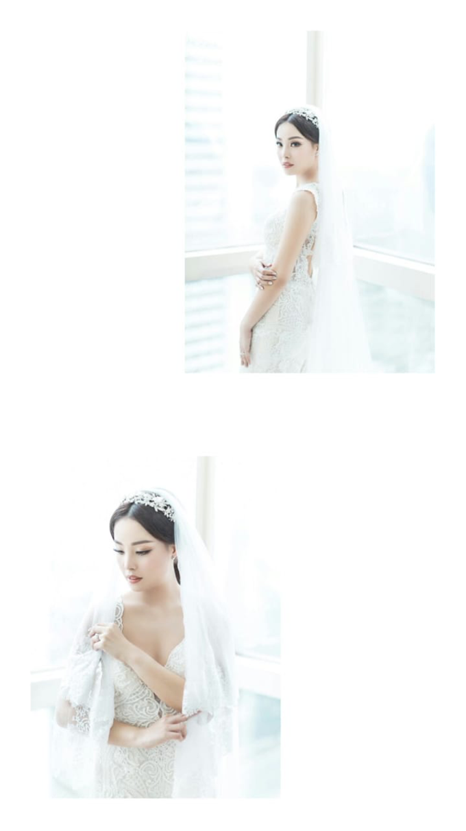 Wedding Stephanie and Sastra by Luminous Bridal Boutique - 023