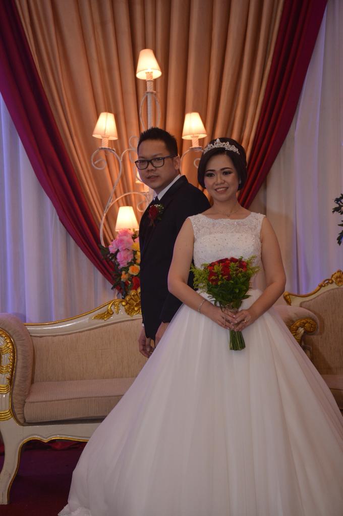 Wedding Day Yuri and Ricka by Luminous Bridal Boutique - 001