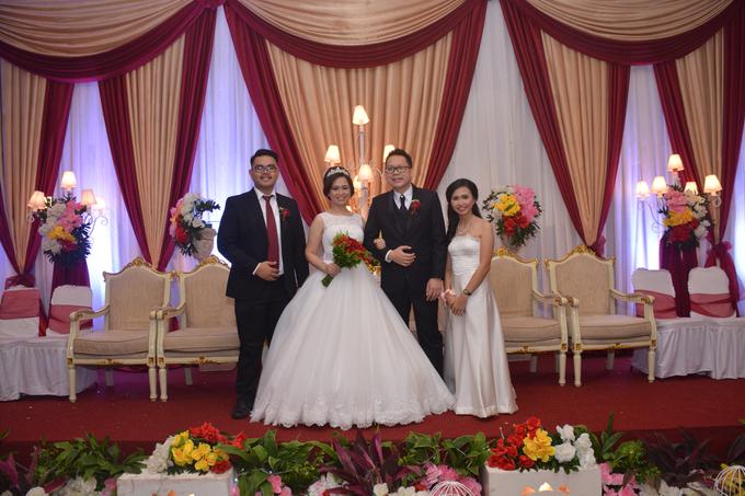 Wedding Day Yuri and Ricka by Luminous Bridal Boutique - 002