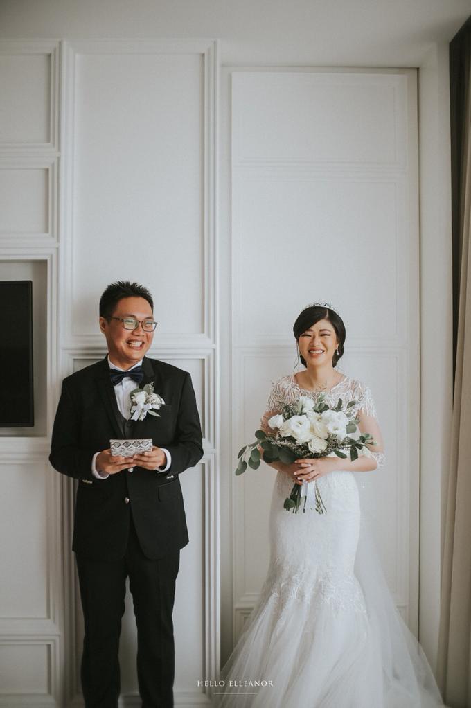 Wedding Day Robert and Nova by Luminous Bridal Boutique - 001