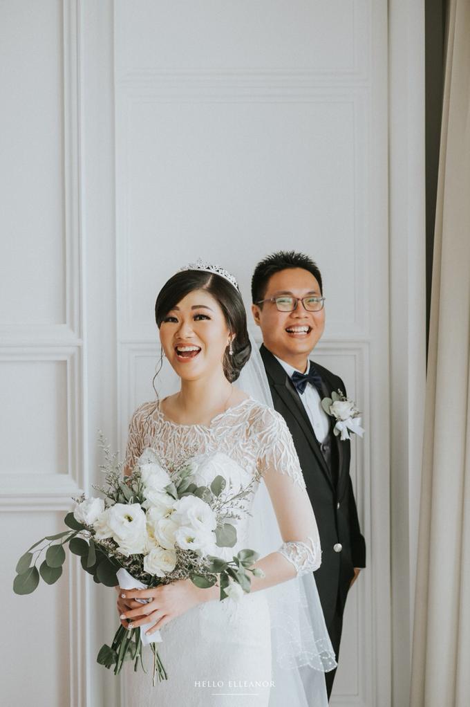 Wedding Day Robert and Nova by Luminous Bridal Boutique - 003