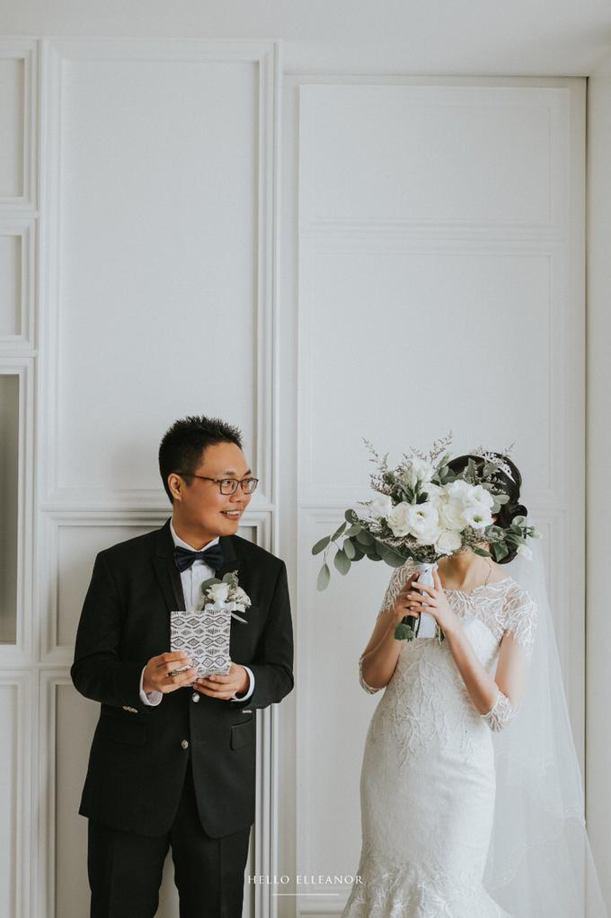 Wedding Day Robert and Nova by Luminous Bridal Boutique - 004