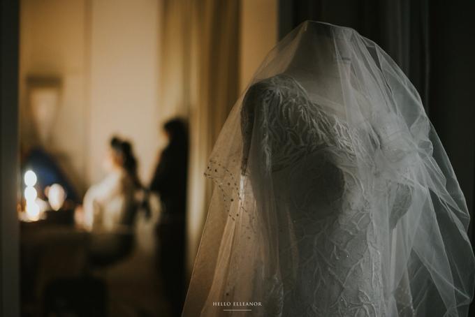 Wedding Day Robert and Nova by Luminous Bridal Boutique - 014