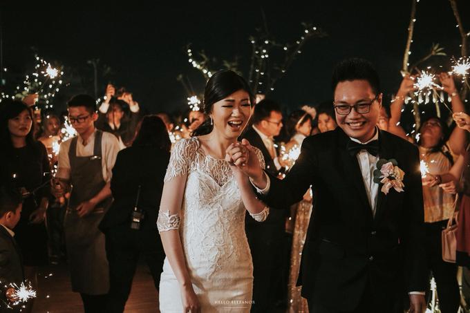 Wedding Day Robert and Nova by Luminous Bridal Boutique - 017