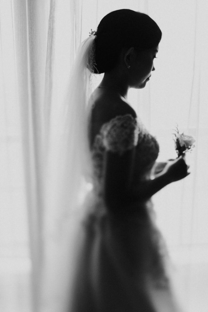 Wedding Day Alvin and Novie by Luminous Bridal Boutique - 001