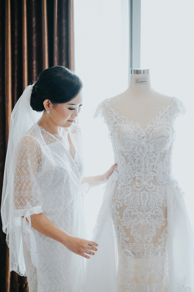 Wedding Day Alvin and Novie by Luminous Bridal Boutique - 002