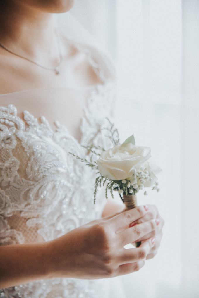 Wedding Day Alvin and Novie by Luminous Bridal Boutique - 010