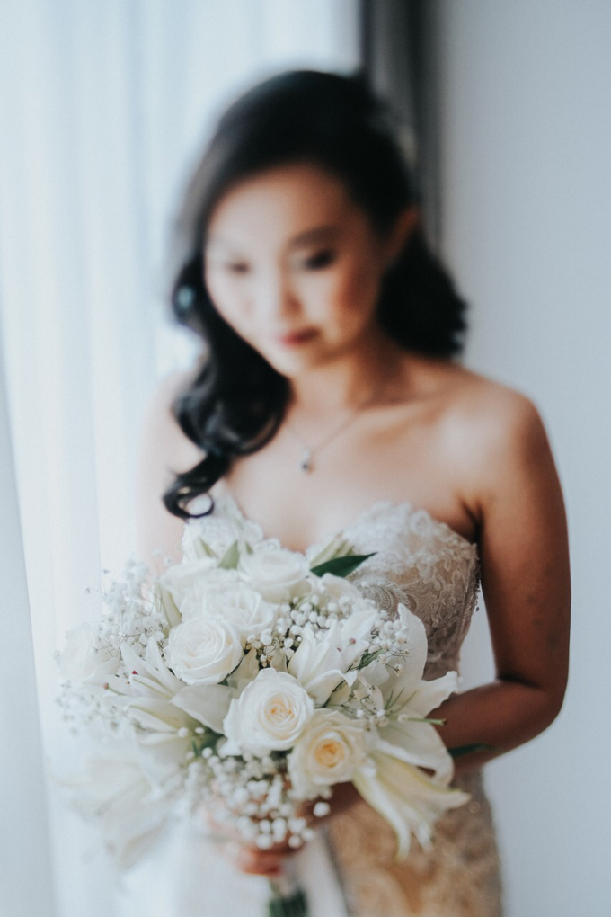 Wedding Day Alvin and Novie by Luminous Bridal Boutique - 015
