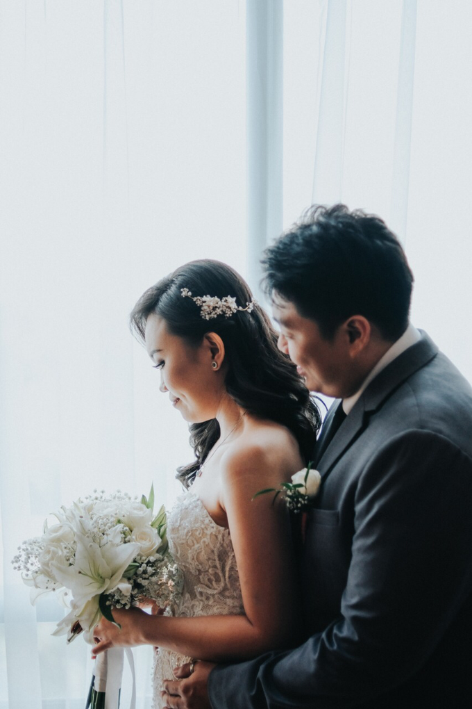 Wedding Day Alvin and Novie by Luminous Bridal Boutique - 016