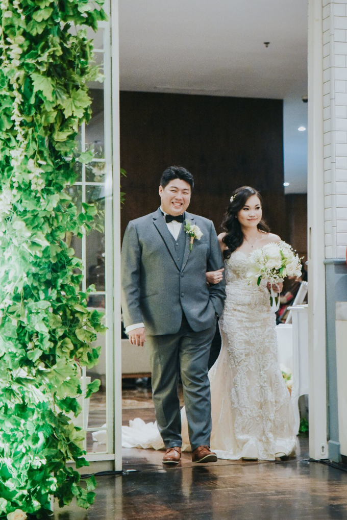 Wedding Day Alvin and Novie by Luminous Bridal Boutique - 017