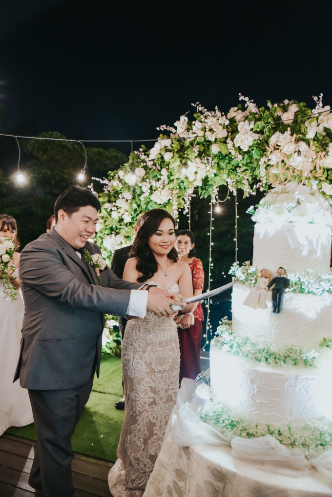 Wedding Day Alvin and Novie by Luminous Bridal Boutique - 019