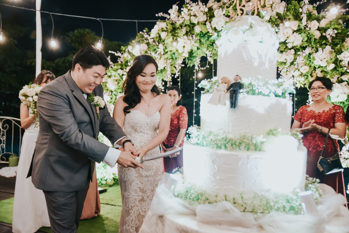 Wedding Day Alvin and Novie by Luminous Bridal Boutique - 020