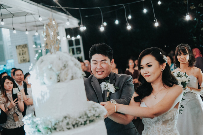 Wedding Day Alvin and Novie by Luminous Bridal Boutique - 021