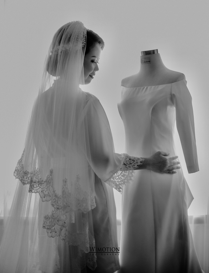 Wedding Day Ivan and Antonia by Luminous Bridal Boutique - 001