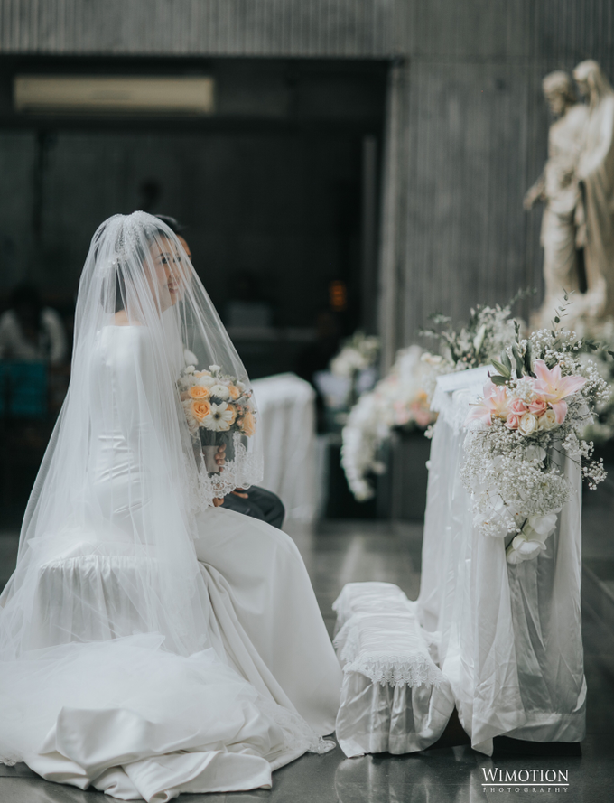 Wedding Day Ivan and Antonia by Luminous Bridal Boutique - 009