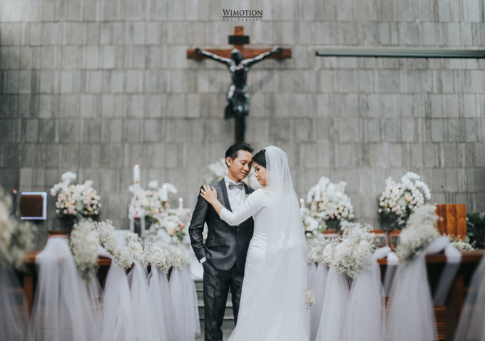 Wedding Day Ivan and Antonia by Luminous Bridal Boutique - 013
