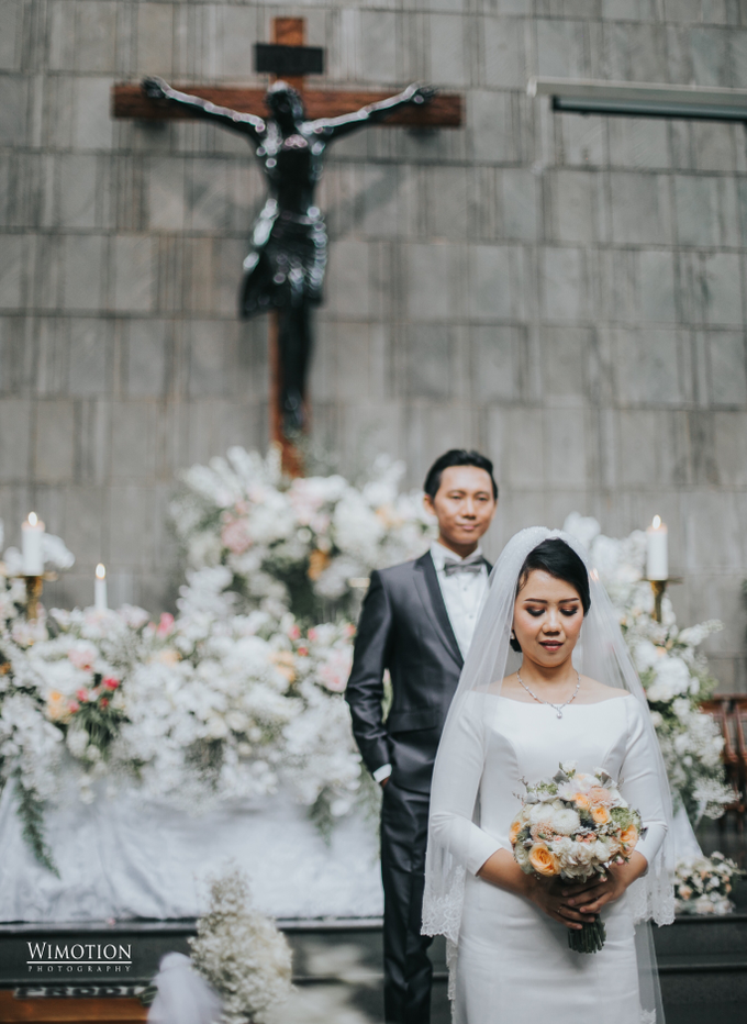Wedding Day Ivan and Antonia by Luminous Bridal Boutique - 014