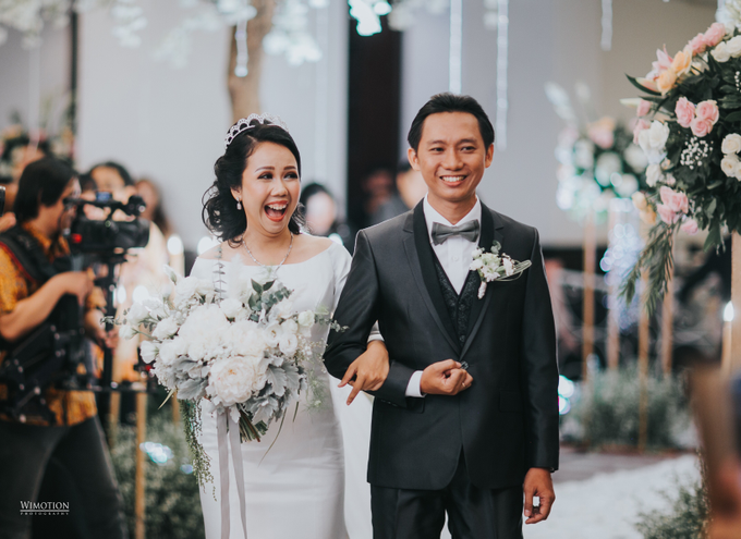 Wedding Day Ivan and Antonia by Luminous Bridal Boutique - 016
