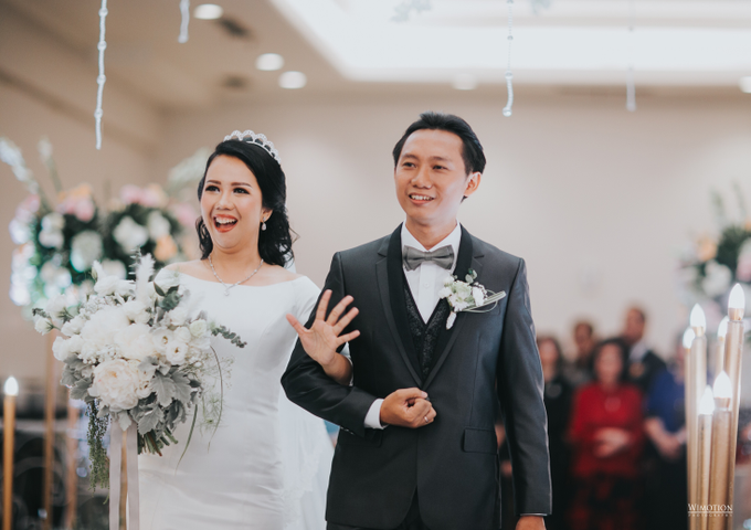 Wedding Day Ivan and Antonia by Luminous Bridal Boutique - 017