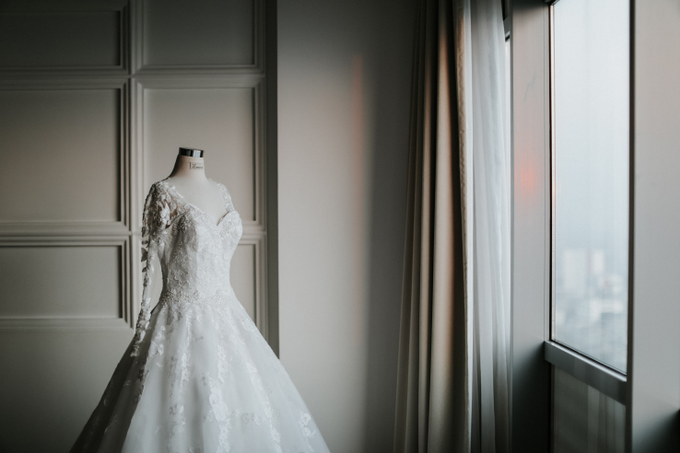 Wedding Day Edo and Heidy by Luminous Bridal Boutique - 002