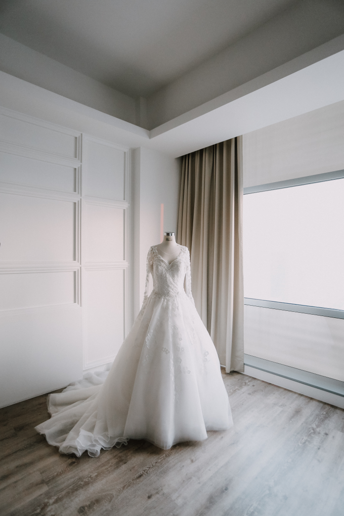 Wedding Day Edo and Heidy by Luminous Bridal Boutique - 005