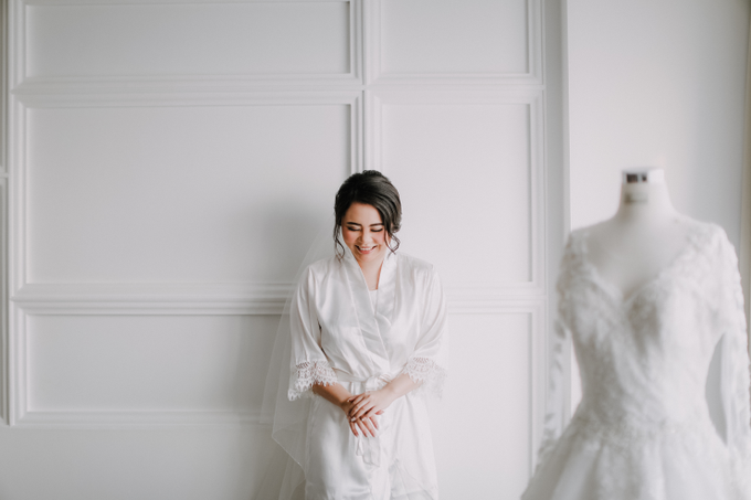 Wedding Day Edo and Heidy by Luminous Bridal Boutique - 007