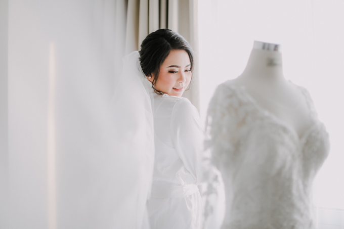 Wedding Day Edo and Heidy by Luminous Bridal Boutique - 008