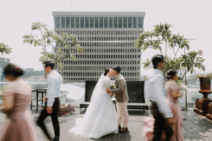 Wedding Day Edo and Heidy by Luminous Bridal Boutique - 014