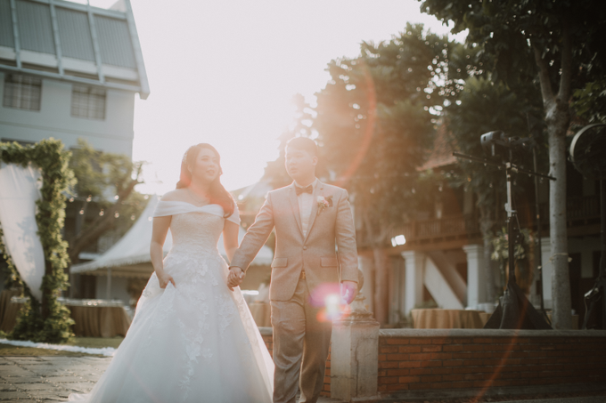 Wedding Day Edo and Heidy by Luminous Bridal Boutique - 017