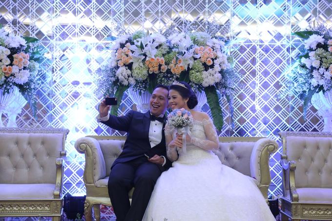 Wedding Day Banjar and Shinta by Luminous Bridal Boutique - 004