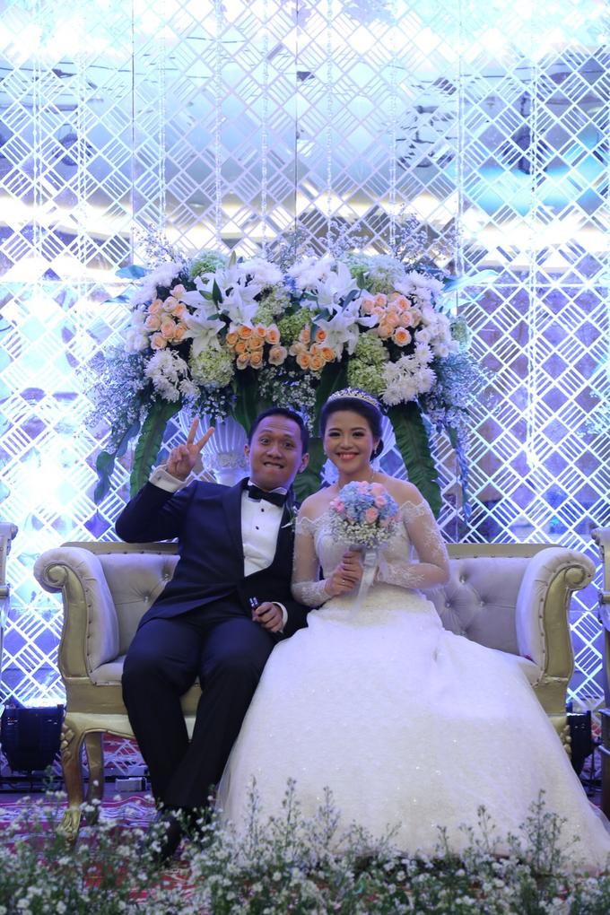 Wedding Day Banjar and Shinta by Luminous Bridal Boutique - 005